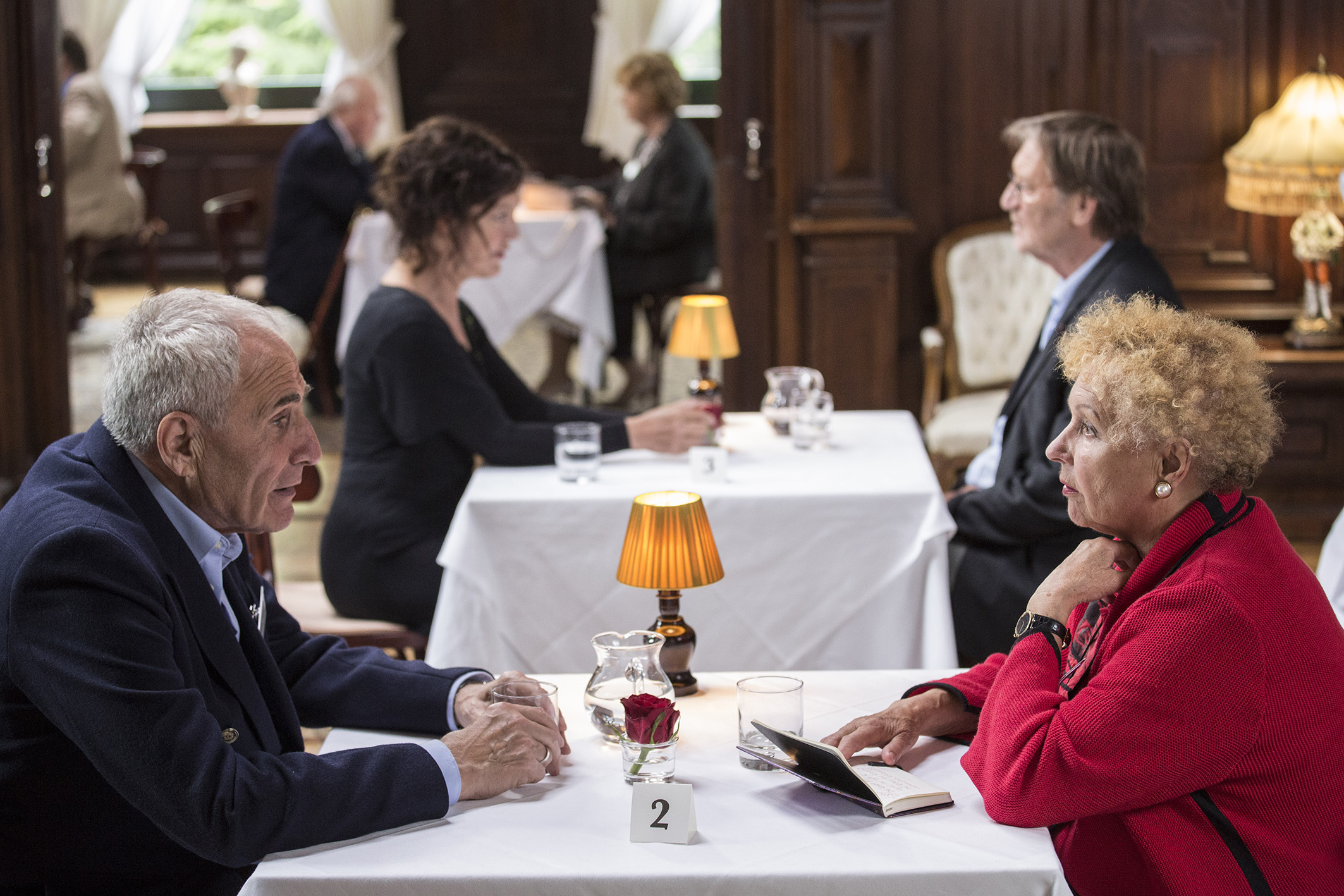 Hastighet dating für senioren altersglühen