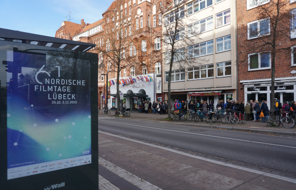 A successful 61st Nordische Filmtage Lübeck matches last year's audience numbers