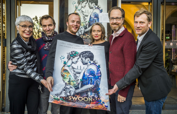 "Opening night of the 61st Nordische Filmtage Lübeck – Rousing German premiere of ""Swoon"" (Eld och Lågor)"
